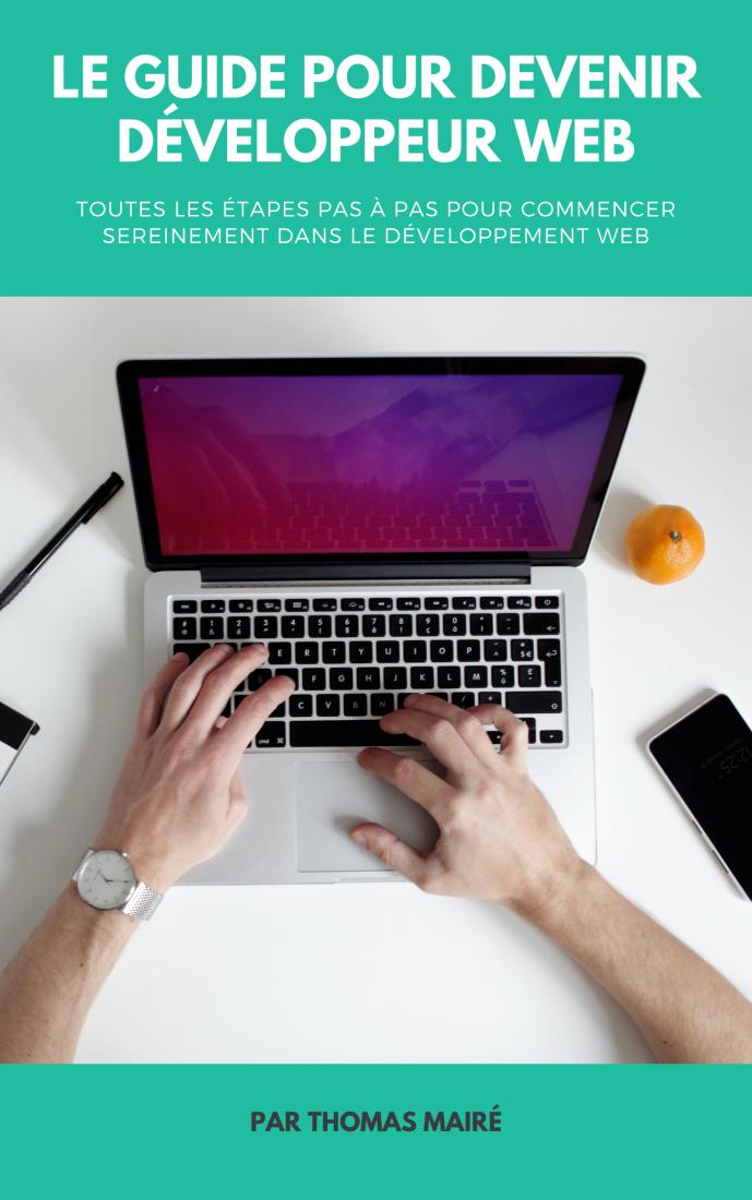 Guide pour devenir développeur web
